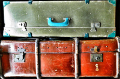Koffer, Rucksäcke and Taschen