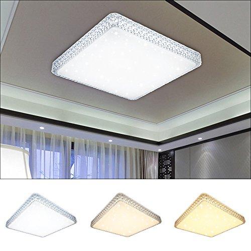 Vingo 60w Led Deckenlampe Starlight Effekt Deckenbeleuchtung
